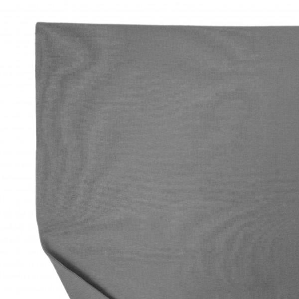Fabrics/Basics/Solid Cuffs/Schlauchbd., grau Bild 1