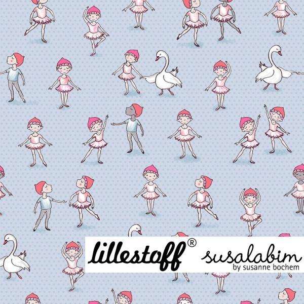 Fabrics/Designers/SUSAlabim/Ballettwichtel Bild 1