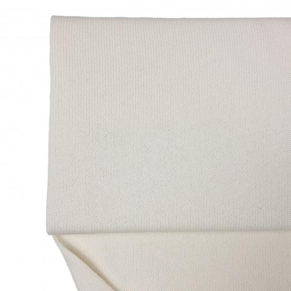 Fabrics/Basics/Solid Knit/Baumwollstrick, naturfarben Bild 1