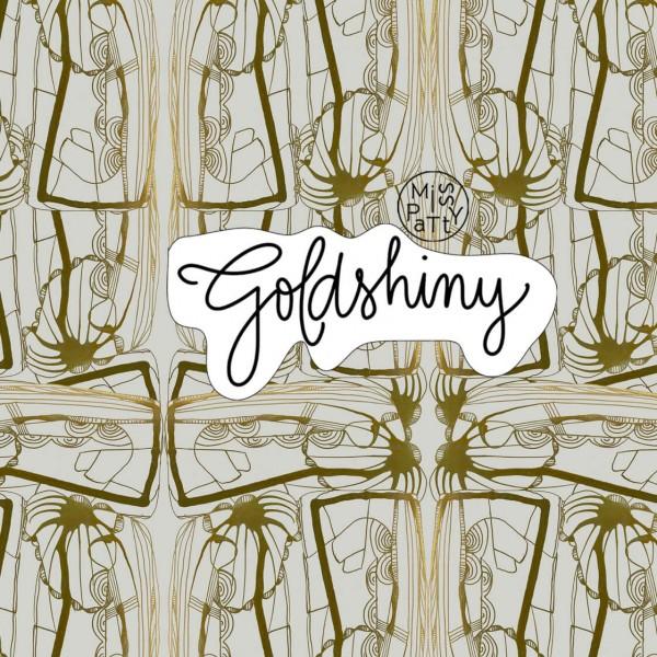 Stoffe/Goldshiny Bild 1