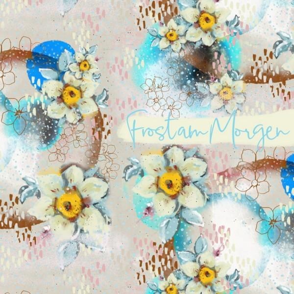 Fabrics/Designers/Tante Gisi/Frost Am Morgen Bild 1