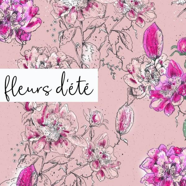 Stoffe/Designer/Tante Gisi/Fleurs D'Été Bild 1