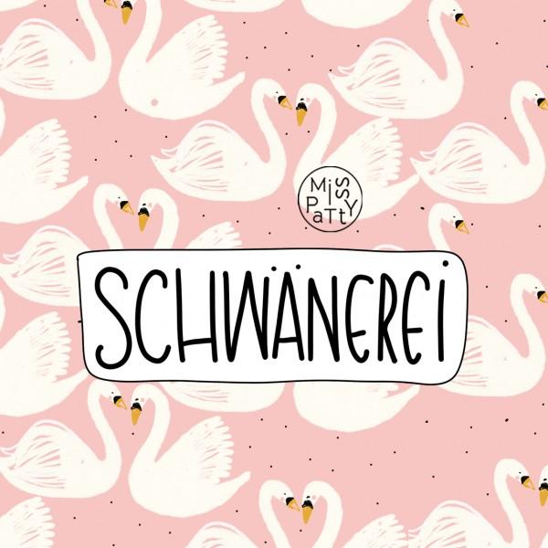 Fabrics/Designers/Miss Patty/Schwänerei Bild 1