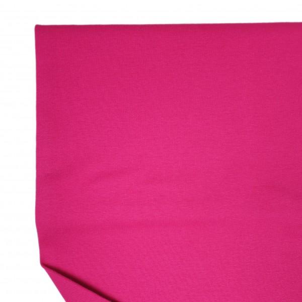 Stoffe/Basics/Bündchen Uni/Schlauchbd., pink, glatt Bild 1