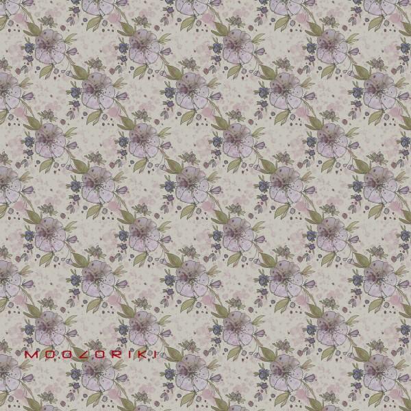 Fabrics/Floral/Lilac Bloom Bild 1