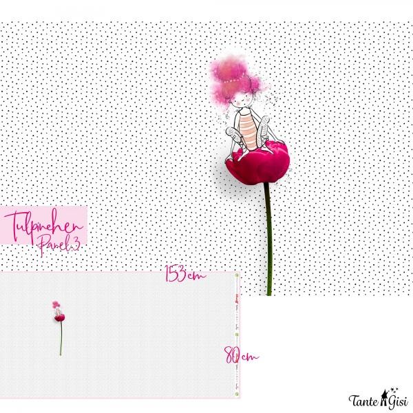 Fabrics/Designers/Tante Gisi/Tulpinchen Panel 3 Bild 1