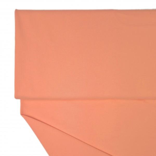Fabrics/Basics/Solid Sweat/Summersweat, lachs Bild 1