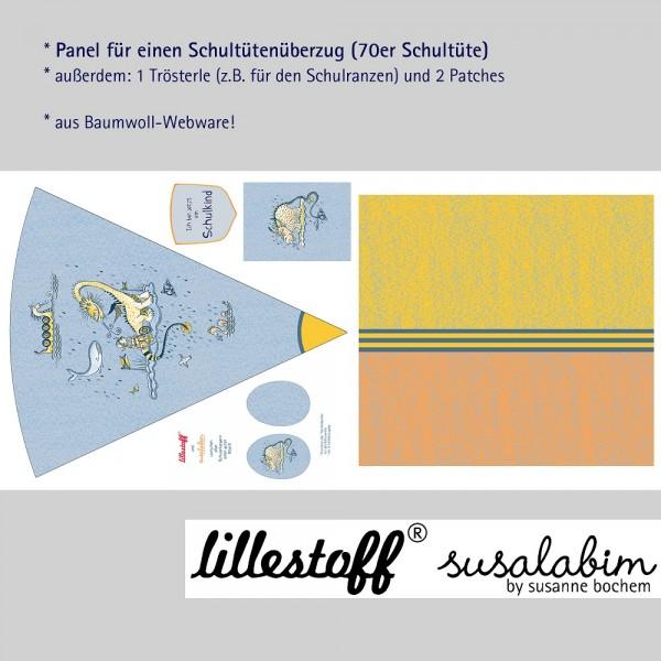 Stoffe/Designer/SUSAlabim/Schultütenset Wikinger Bild 1