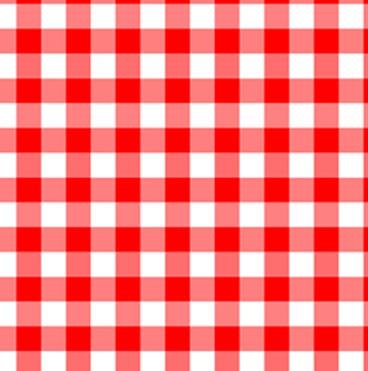 Fabrics/Designers/Miss Patty/Vichykaro rot Bild 1