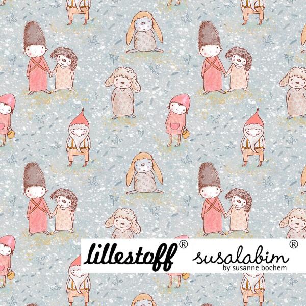 Fabrics/Designers/SUSAlabim/Susalabims Winterspaziergang Bild 1
