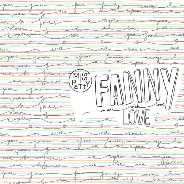 Fabrics/Designers/Miss Patty/Fanny Love Bild 1