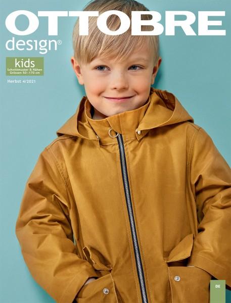 Schnittmuster/Bücher und Zeitschriften/04/2021 OTTOBRE design®, Kids Herbst Bild 1