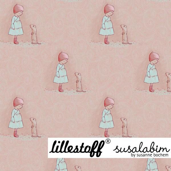 Fabrics/Designers/SUSAlabim/Susalabims Alma Und Das Wiesel Bild 1