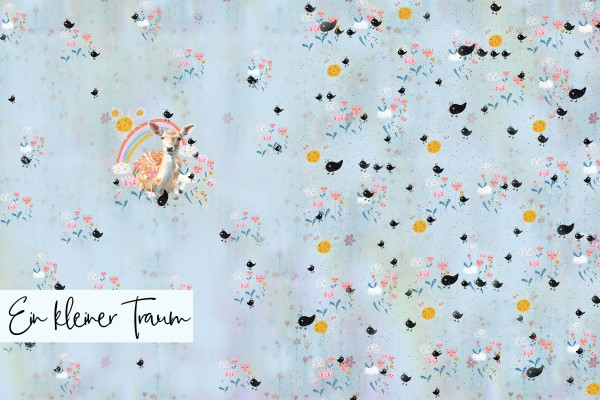 Fabrics/Designers/Tante Gisi/Ein Kleiner Traum Bild 1