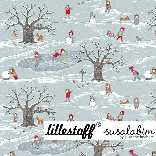 Stoffe/Designer/SUSAlabim/Bellas Jahreszeiten, der Winter NEU Bild 1