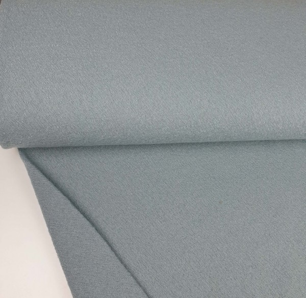 Stoffe/Basics/Walkstoffe/Boiled Wool Uni/Walkloden, altgrün, dunkel Bild 1