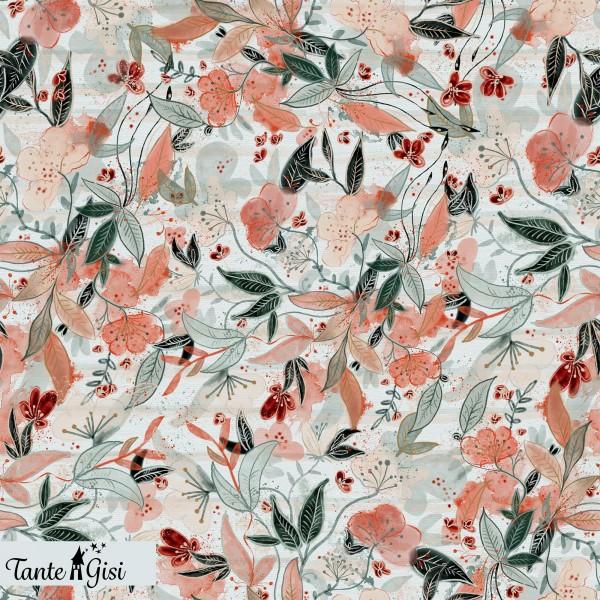 Fabrics/Designers/Tante Gisi/Blumenkorb Bild 1