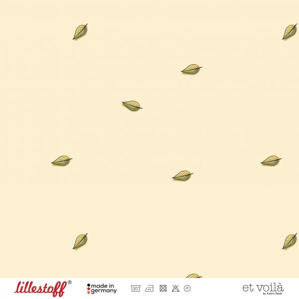 Fabrics/Designers/et voilà/Kleines Blatt Bild 1