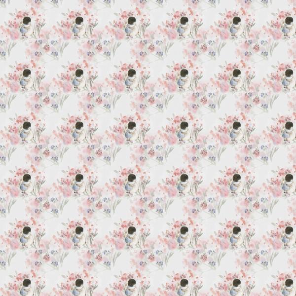 Stoffe/Floral/Softhug Bild 1