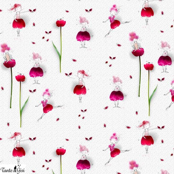 Fabrics/Designers/Tante Gisi/Tulpinchen Bild 1