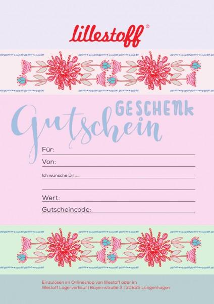 Gift cards/Geschenkgutschein Bild 1