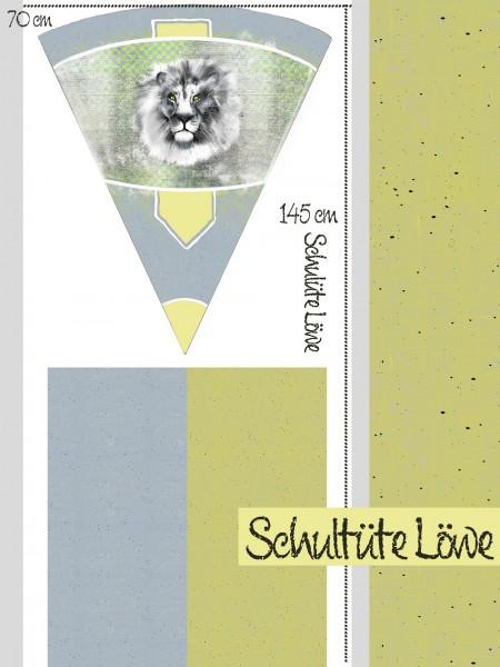 Stoffe/Designer/Tante Gisi/Schultütenset Löwe Bild 1