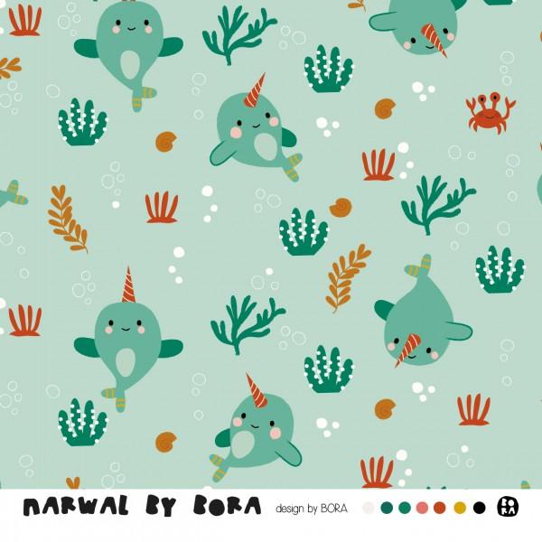 Fabrics/Designers/BORA/Narwal Bild 1