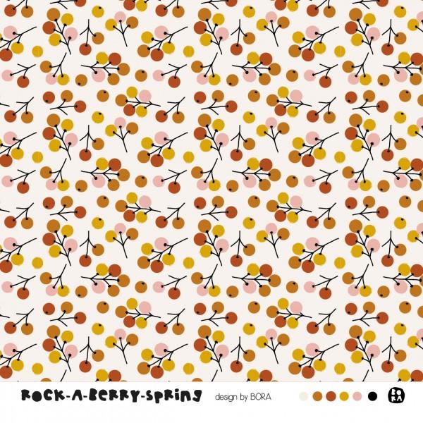 Fabrics/Designers/BORA/Rock A Berry, spring Bild 1