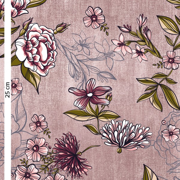Fabrics/Designers/Enemenemeins/Selmas Rose Bild 1
