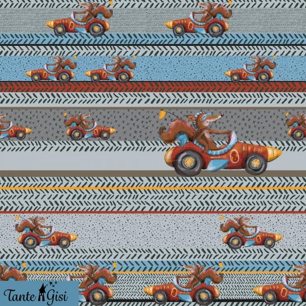 Fabrics/Designers/Tante Gisi/Schnelle Füchse Bild 1