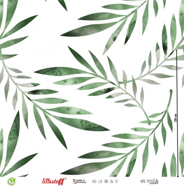 Fabrics/Designers/et voilà/Palmenblatt Bild 1