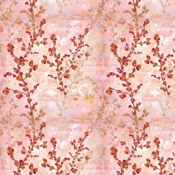 Fabrics/Designers/Tante Gisi/Beerenrispe Bild 1