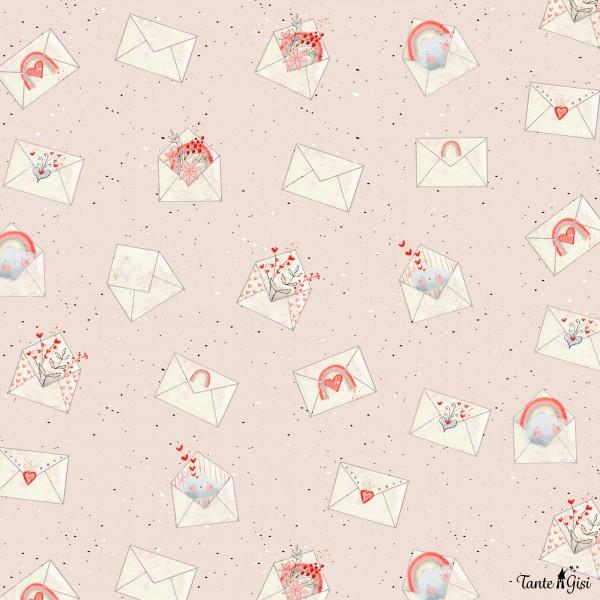 Fabrics/Designers/Tante Gisi/Liebesbriefe Bild 1