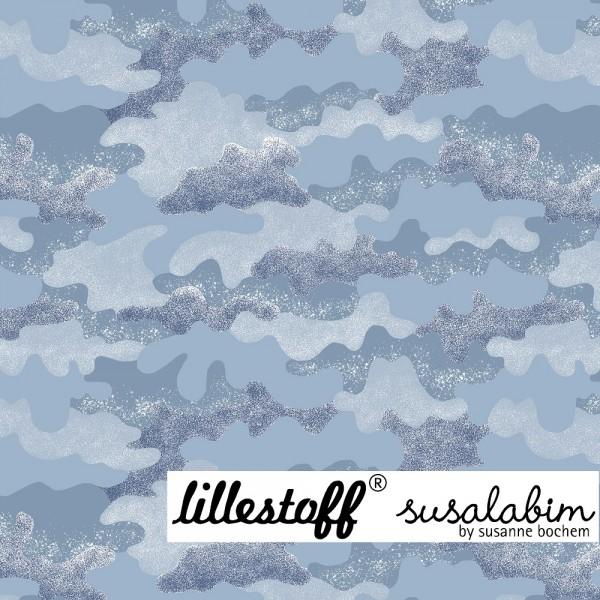 Fabrics/Designers/SUSAlabim/Wolkencamouflage Bild 1