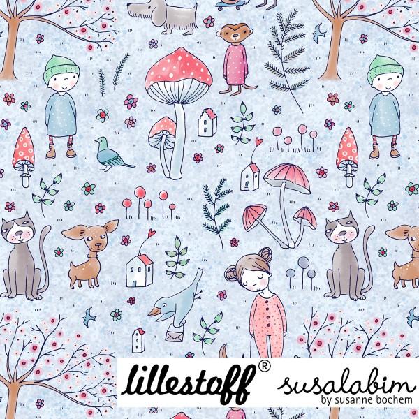 Fabrics/Designers/SUSAlabim/Susalabims Happy Life Bild 1