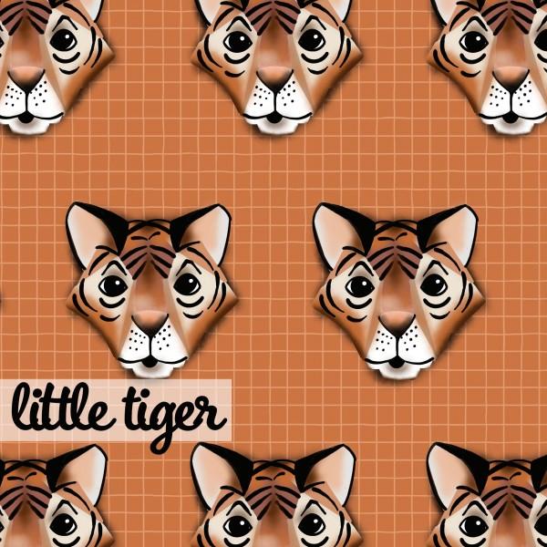 Stoffe/Designer/Tante Gisi/Little Tiger Bild 1