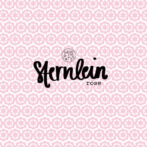 Stoffe/Designer/Miss Patty/Sternlein, rose Bild 1