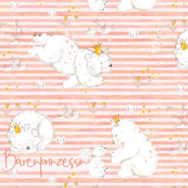 Fabrics/Designers/Tante Gisi/Bärenprinzessin Bild 1