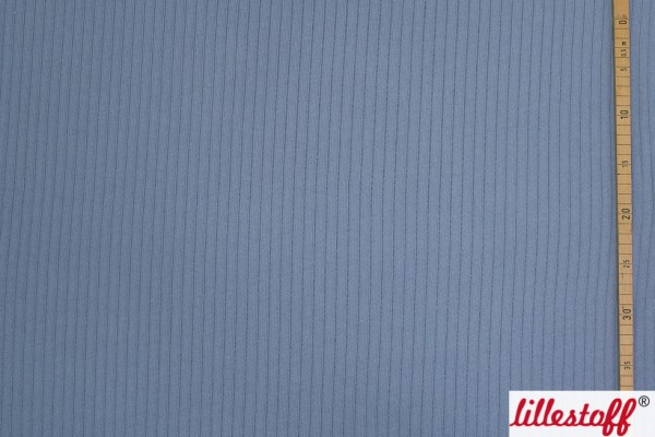 Fabrics/Basics/Solid Knit/Rippstrick, fliederblau Bild 1