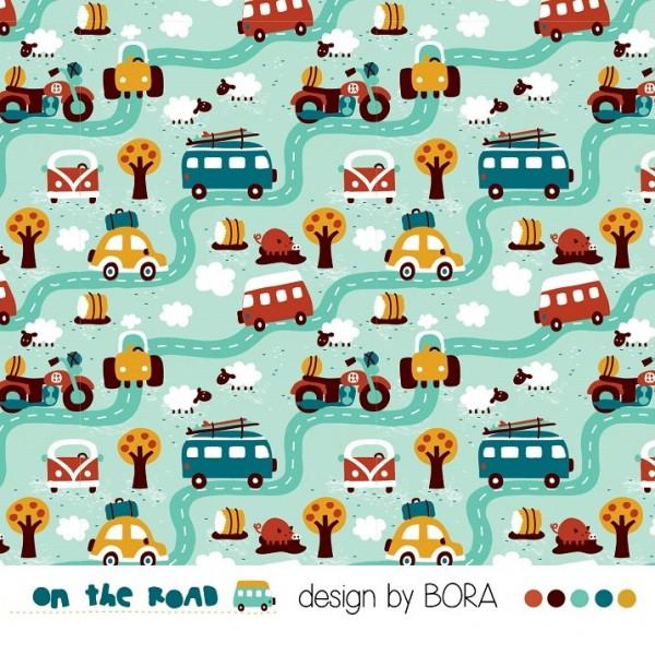 Fabrics/Designers/BORA/On The Road NEU Bild 1
