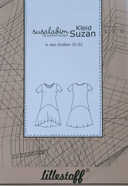 Pattern/lillestoff/Schnittmuster Kleid SUZAN Bild 1