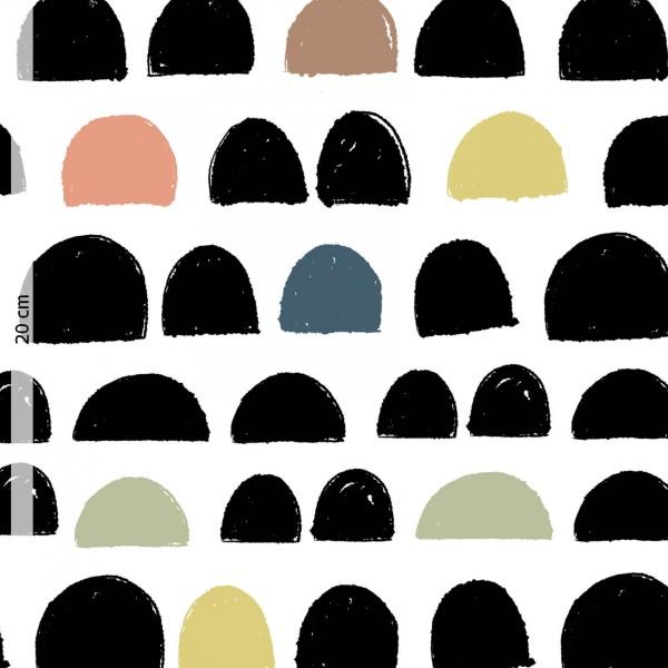Fabrics/Designers/Enemenemeins/Tricky Bricky Color Bild 1