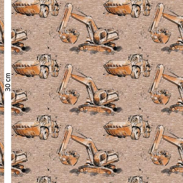 Fabrics/Designers/Enemenemeins/Baggerliebe Bild 1