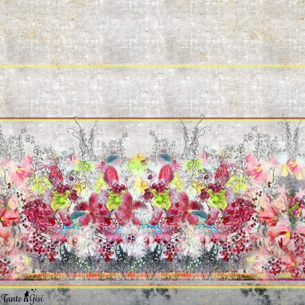 Fabrics/Designers/Tante Gisi/Sommersehnsucht Bild 1