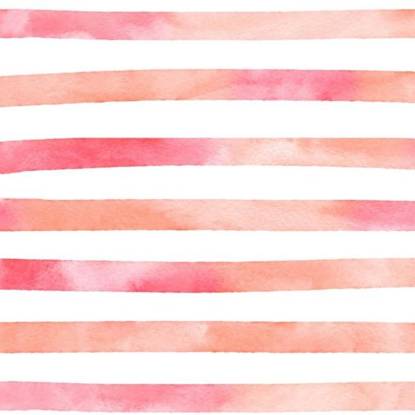 Fabrics/Graphics/Aquarellringel, pinkorange Bild 1