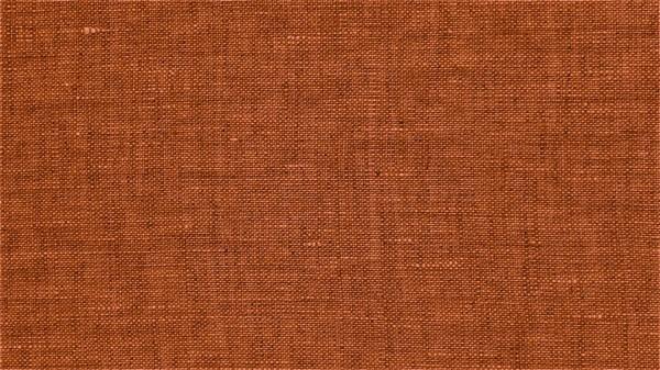 Fabrics/Basics/Solid Linnen/Leinen, zimtorange, washed Bild 1