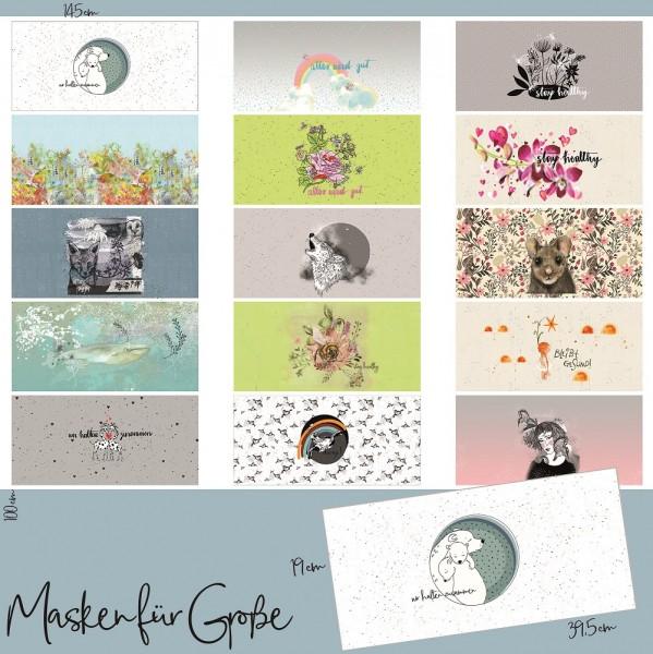 Stoffe/Designer/Tante Gisi/Masken Für Große Bild 1