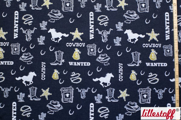 Fabrics/Designers/SUSAlabim/Wild West Bild 1