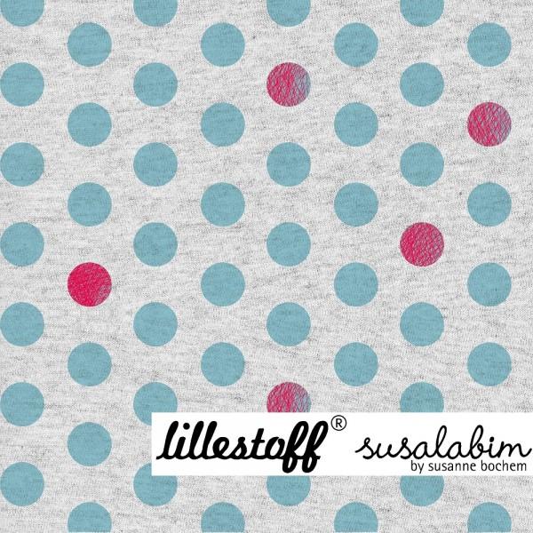 Stoffe/Designer/SUSAlabim/Minidots blaurot Bild 1