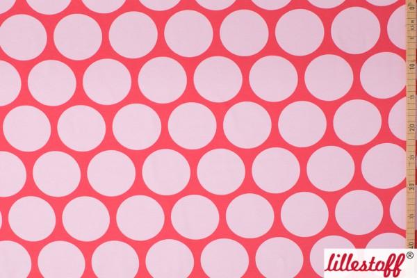 Riesenpunkte, rotrosa, Jersey GOTS.jpg